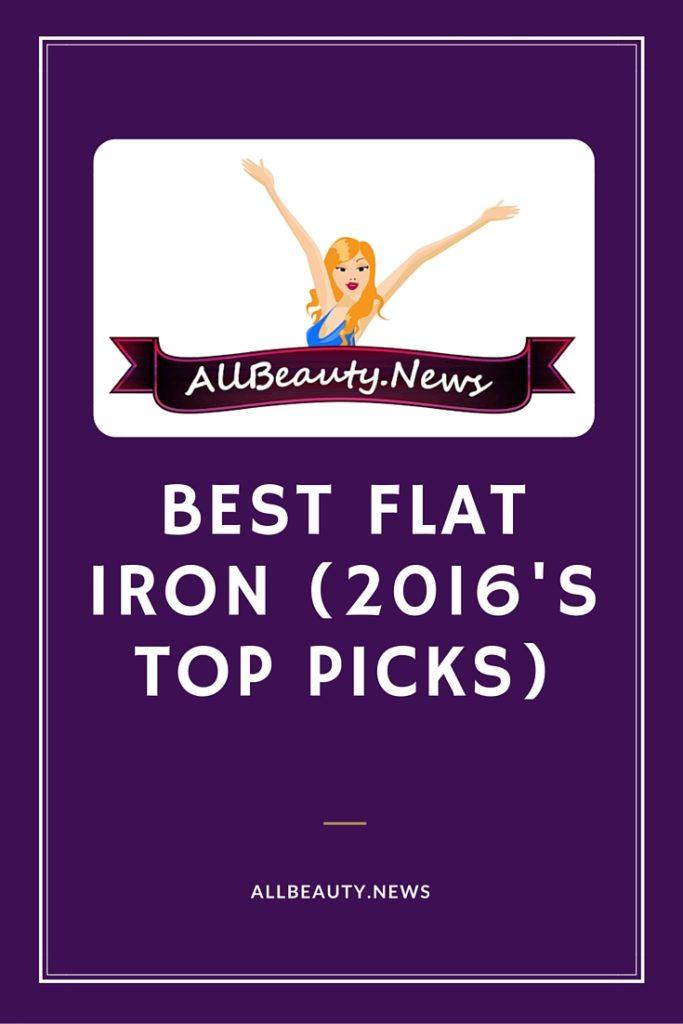 Best Flat Iron Hair Straightener 2016