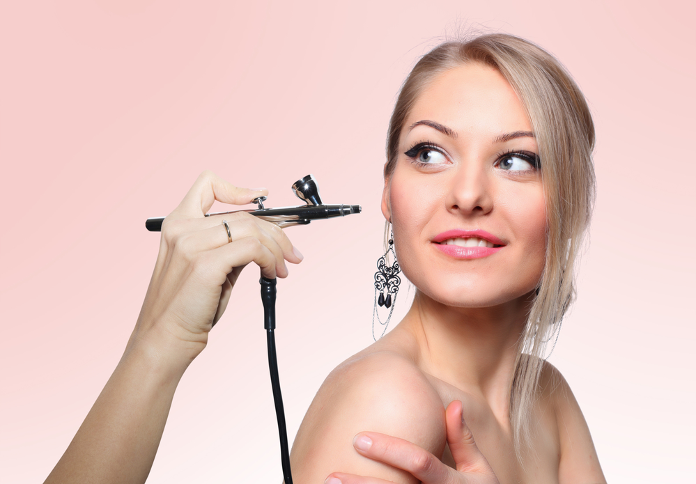 Home airbrush makeup kit reviews