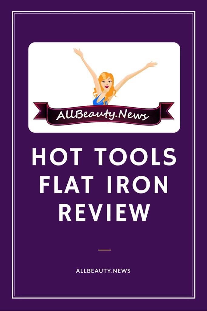 Hot Tools Flat Iron Reviews