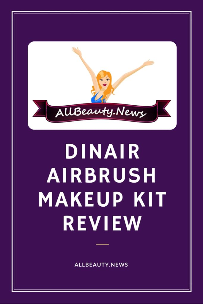 Dinair Airbrush Makeup Kit Reviews