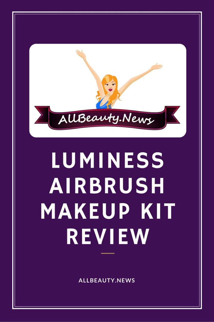 Luminess Airbrush Makeup Kit Review
