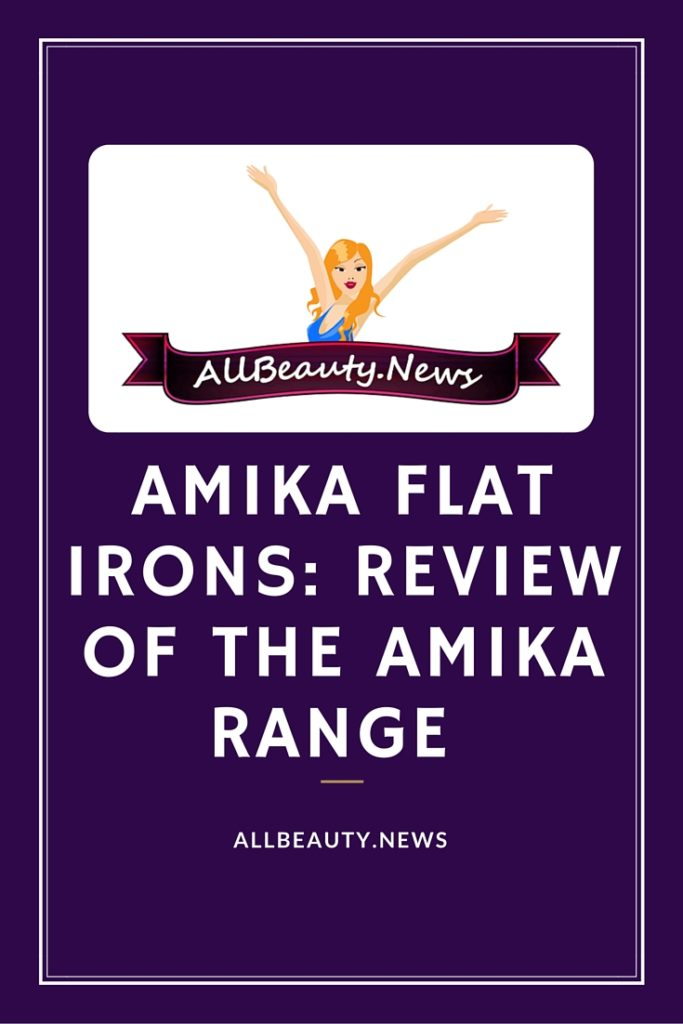 Amika Flat Iron Reviews