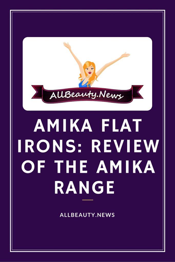 Amika Flat Iron Reviews