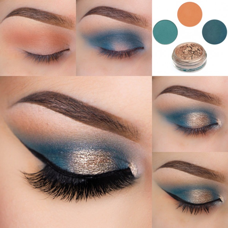 10 Stunningly Simple Tutorials For The Best Eye Makeup ...