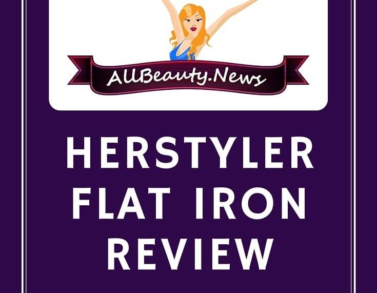 Herstyler Flat iron Review