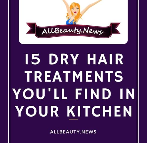 15 Dry Hair Treatments