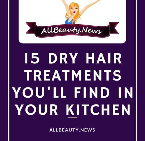 15 Dry Hair Treatments