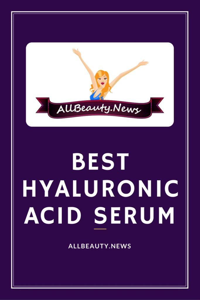 Best Hyaluronic Acid Serum Allbeauty News