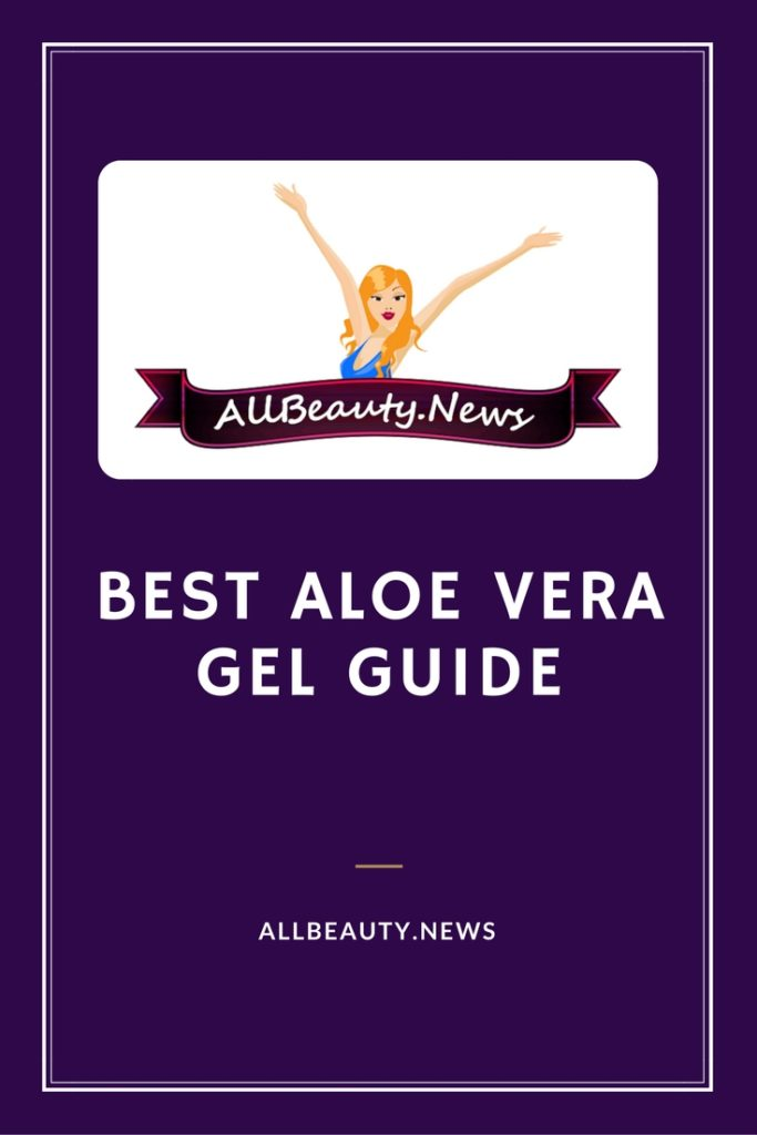aloe vera gel reviews