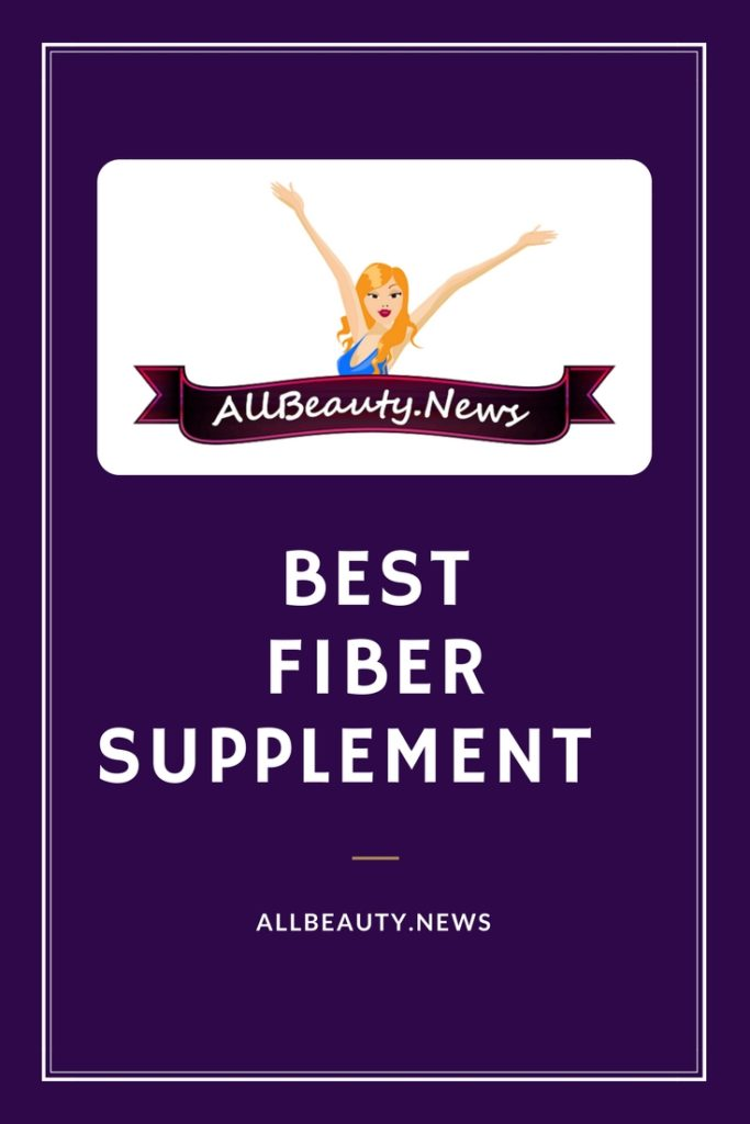 Best Fiber Supplement