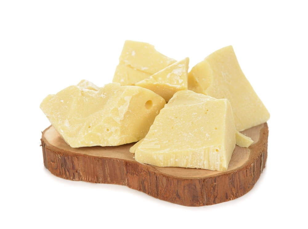 Cocoa butter as a natural lip softener