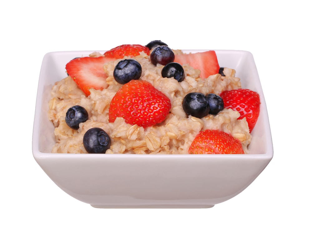 Eating breakfast is important for maintaining weight