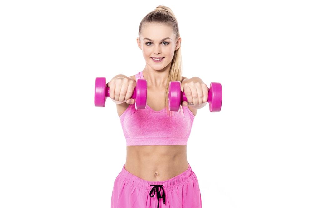 Shoulder Toning Exercises